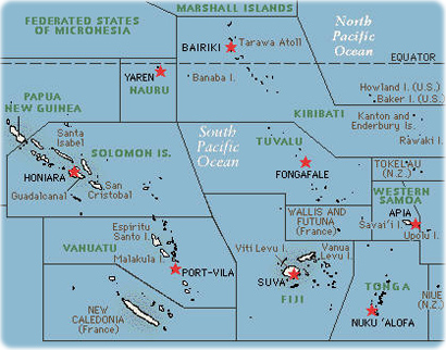 Pacific islands copyright maps world geographic guide travel oceania globe pacific ocean islands gumiabroncs Images