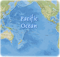 Australia and new zealand political map australia and new zealand political map pacific ocean map world gumiabroncs Images