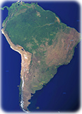 South America image